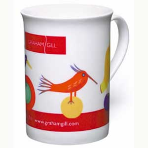 FULL Colour Windsor Mug